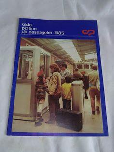 Livros&BD4sale: 4 Sale - Guia Prático do Passageiro 1985