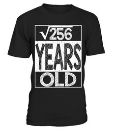 "# Square Root of 256 Shirt Cool Gift Idea 16th Birthday TShirt .  Special Offer, not available in shops      Comes in a variety of styles and colours      Buy yours now before it is too late!      Secured payment via Visa / Mastercard / Amex / PayPal      How to place an order            Choose the model from the drop-down menu      Click on ""Buy it now""      Choose the size and the quantity      Add your delivery address and bank details      And that's it!      Tags: Cool gift ideas for…"