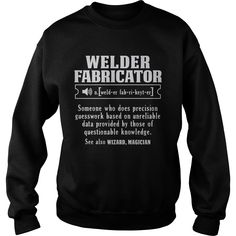 WELDER FABRICATOR.