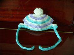Crochet Hat Patterns For Dogs Free : Crochet for Doggies on Pinterest Dog Sweaters, Crochet ...