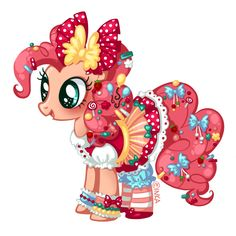 Pinkie Pie by LittleGreenFrog.deviantart.com on @deviantART