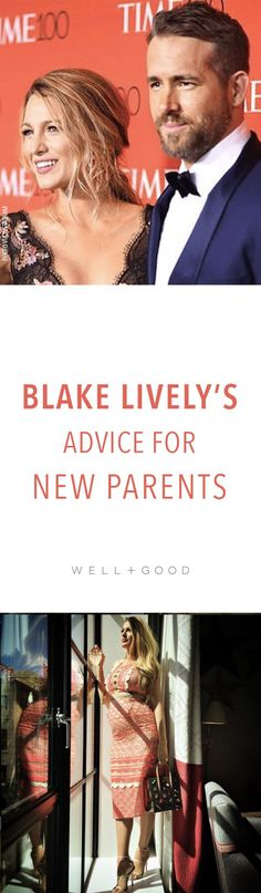 Blake Lively's advice for new parents | Celebrity Fitness Workouts via #Shefit High Impact Sports Bra for Big Busts | Cute Active Wear Outfits for Running