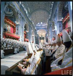 St. Peters Basilica, Rome