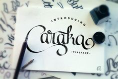 Caraka by Arkara on Creative Market