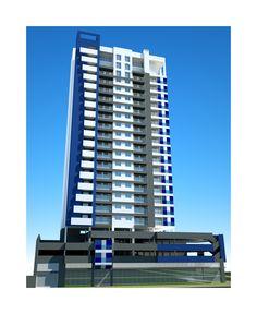 Edifício Twardland, Rua Des Westphalen, 517 - Centro, Curitiba - Paraná. www.valorrealinvestimento.com.br/