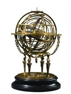 Sphère armillaire - Mesurer le Ciel et la Terre