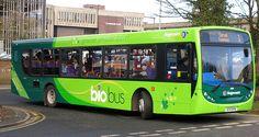 İnsan Atıklarıyla Çalışan Otobüs Yollarda   #BioBus   http://lojistikdefteri.com/insan-atiklariyla-calisan-otobus-yollarda.html