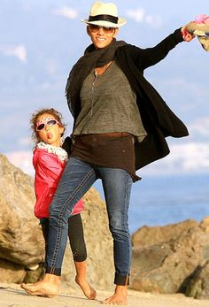 FASHION FIND: Halle Berry Rocks True Religion