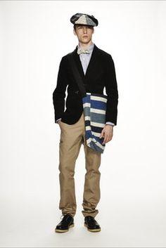 Woolrich Woolen Mills -  Fall 2013 Menswear