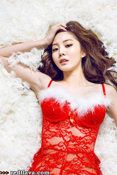 Hot Christmas Babe - Lee Chae Eun
