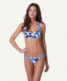 Marin Lolita Bandeau Bikini | Vix Paula Hermanny