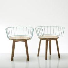 Fauteuil design Miss Chair, créateur Cristian Mohaded