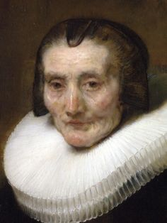 The Classical Pulse: Master Painting: Rembrandt Heads, Part 1 Rembrandt Portrait, Rembrandt Art, Portrait Paintings, Old Paintings, Portraits, Dutch Golden Age, Balerina, Great Artists, Sea Shells
