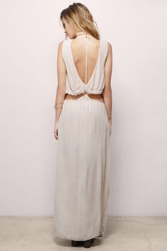 Time After Time Maxi Dress