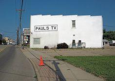 Parkersburg TV show.