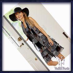 360999067a SIGNATURE Warstwowa NOWA Sukienka z Danii 40 42 - 5413572225 - oficjalne  archiwum allegro