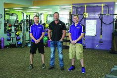 Fitness For Thought: New Anytime Fitness franchisee invests in people