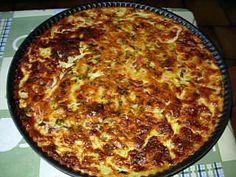 La meilleure recette de Tarte aux courgettes sans pâte! L'essayer, c'est l'adopter! 4.5/5 (2 votes), 0 Commentaires. Ingrédients: 2 courgettes 1/2 cc de muscade 20 g de semoule fine ( non cuite)  2 oeufs 100 g de crème fraiche  30 g de parmesan rapè  sel poivre