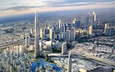 Because Dubai might just be the closest thing to a foreign planet Places Around The World, Around The Worlds, Dubai Tour, Dubai City, Dubai Uae, High Building, Amazing Architecture, Modern Architecture, Places To See