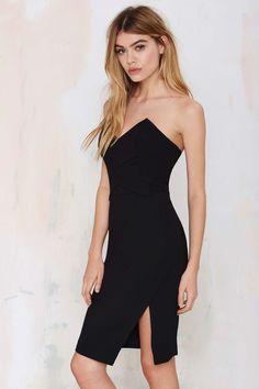 Keepsake Holding Back Dress | Shop Clothes at Nasty Gal