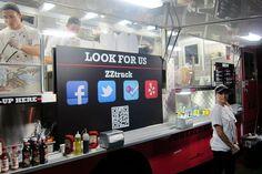 food truck design inside
