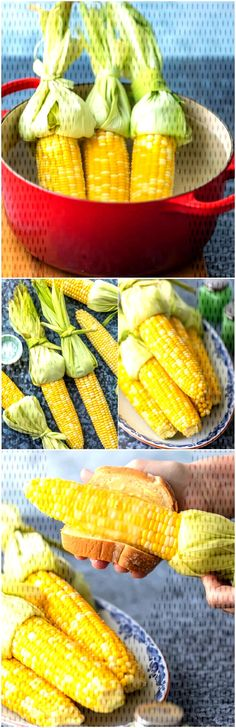 #beckygallhardin #delicious #wondered #easier #summer #making #tricks #secret #every #sweet #never #corn #most #have #... How To Cook Corn, Vegetables, Cooking, Sweet, Summer, Food, Cuisine, Kitchen, Meal