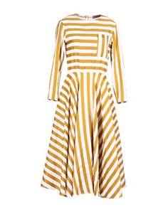BALLY 3/4 Length Dress. #bally #cloth #dress #top #skirt #pant #coat #jacket #jecket #beachwear #