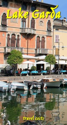 Travel costs for Lake Garda