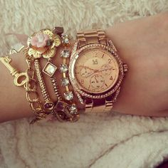 I love me an arm party
