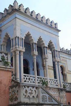 Balconi in Salento - Villa Sticchi - Santa Cesarea - Lecce   #TuscanyAgriturismoGiratola