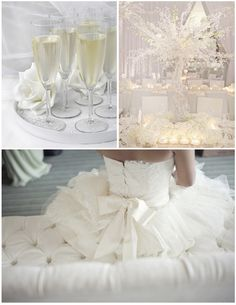 Love the white branches!