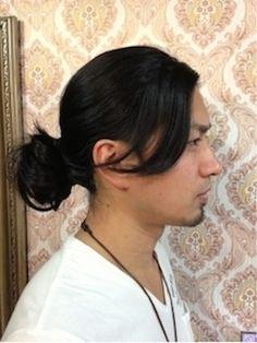 カンタンまとめ髪