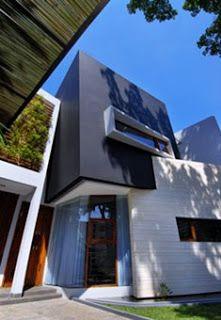 desain unik rumah minimalis