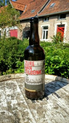 Brouwerij Hof Ten Dormaal Blond Sour Ale. Watch the video Beer review here…