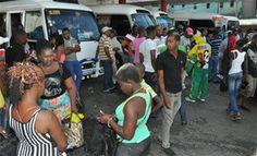 LA VOZ SIN CENSURA: Este miércoles se incrementa el flujo de pasajeros...
