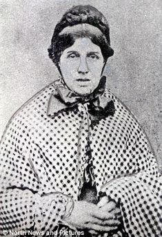 Britian's first serial killer - Mary Ann Cotton. She poisoned 21 people including her own mother, children and husbands.