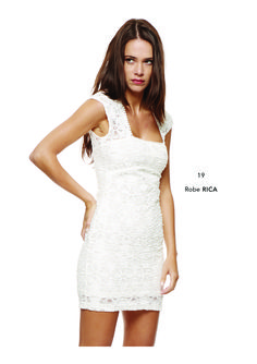 Dress lace spring summer 2015 http://www.belair-paris.fr/