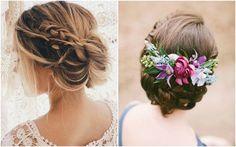 Los recogidos bajos para bodas son el peinado más popular entre las invitadas y novias. Te proponemos varias propuestas para el recogido bajo perfecto.