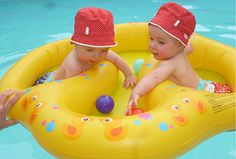 Twin Swim Float - Trends In Twos