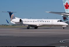United Express (Express Jet) ERJ 145 MCI-ORD