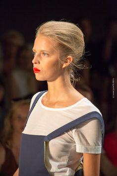 Anne Gorke Fashionshow - Mercedes Benz Fashionweek Berlin - Catw