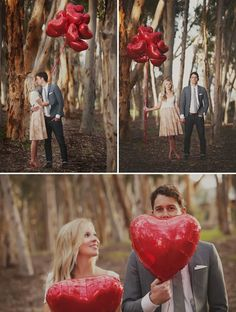 I {heart} these Engagement Session Ideas - Belle The Magazine