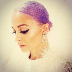 Nicole Richie's Purple Hair: It's Real This Time (WeThink) | Beauty High