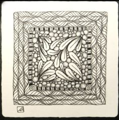 Zentangle Ideas   Pin by Catherine Maguire on Crafty Ideas.Zentangle   Pinterest