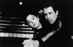 Still of D.B. Sweeney and Moira Kelly in The Cutting Edge