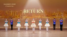"Musical Drama ""Xiaozhen's Story"" (6) - Return 
