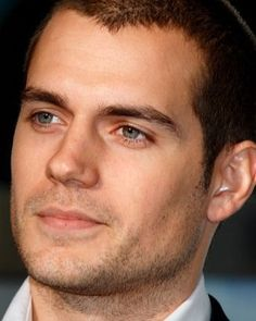 Henry Cavill - Cannot wait to see him as Superman!