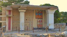 Namida Magazin: Kreta: Palast von Knossos - das Disneyland der Archäologie