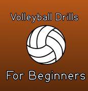 Perfect volleyball drills to teach beginners! http://www.bestsportresources.com/best-way-to-teach-volleyball-drills-for-beginners/ #volleyball #volleyball drills #sport