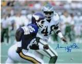 Image detail for -Amazon.com: Sammy White Minnesota Vikings Autographed 8x10 Photo Vs ...
